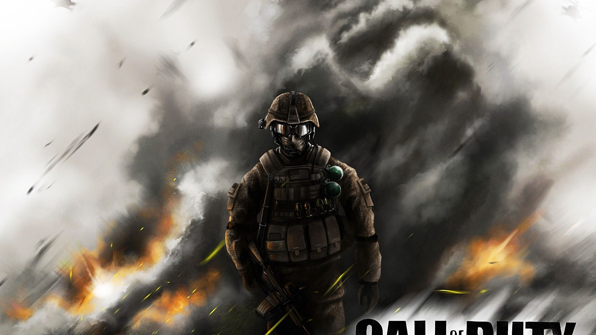 Mw Wallpaper Hd Modern Warfare Call Of Duty 8k Wallpaper