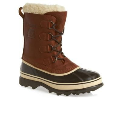 $237, Tobacco Snow Boots: Sorel Caribou Wool Boots Tobacco. Sold by  Surfdome.