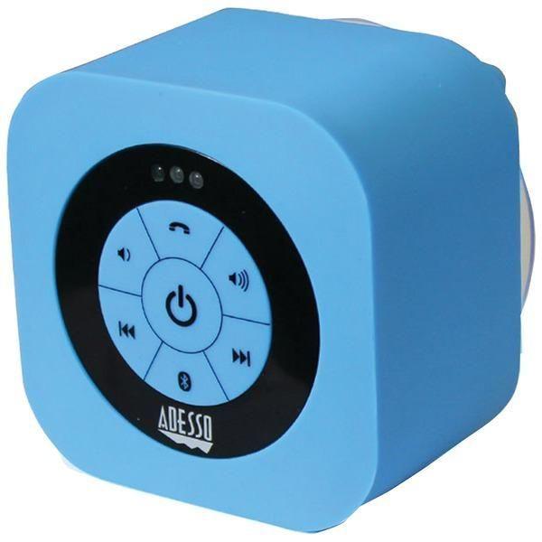Adesso Xtream S1L Xtream(TM) S1 Waterproof Bluetooth(R) 3.0 Speaker (Blue)