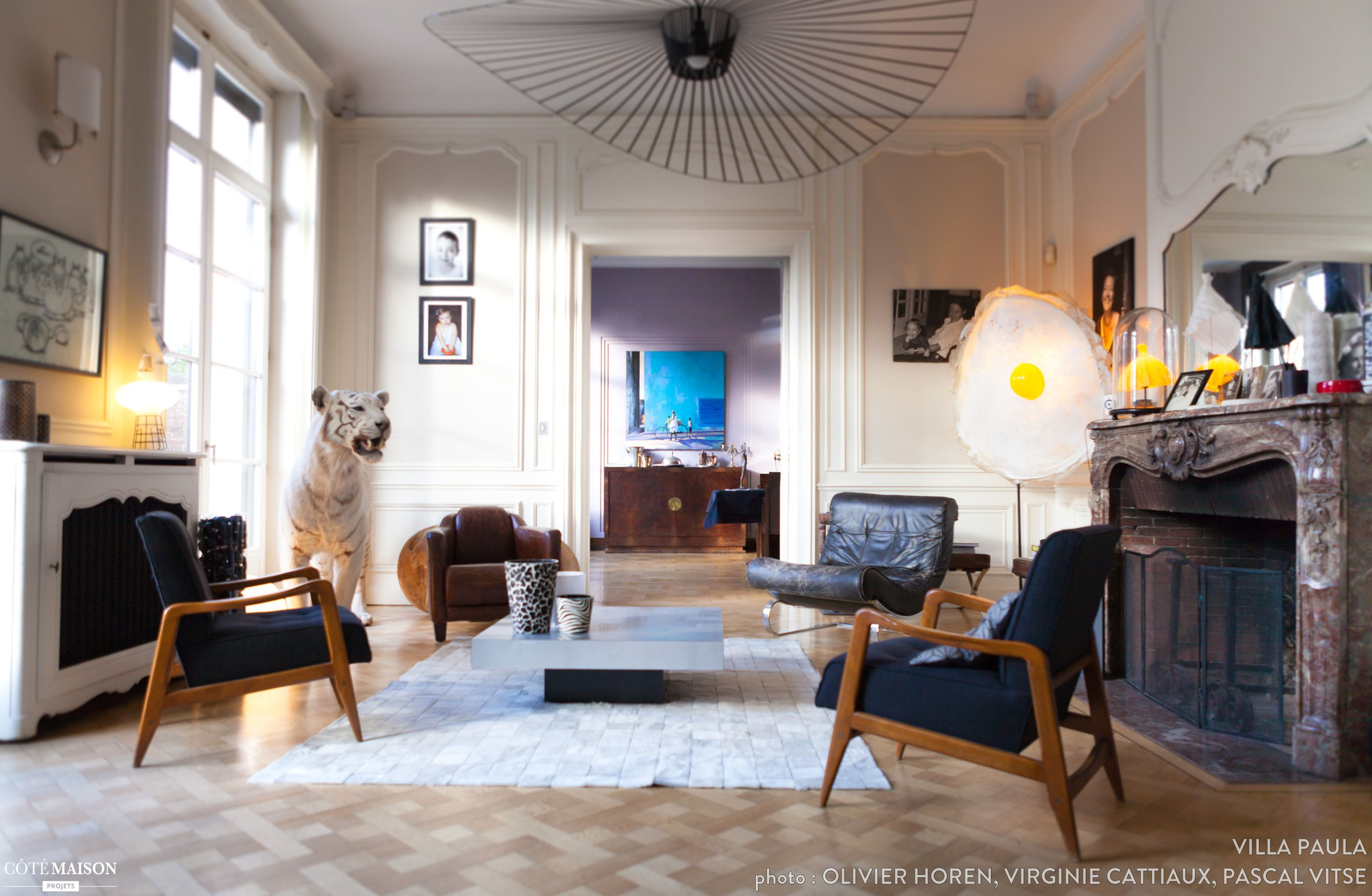 Chambres d h´tes Black & White  Lille Lille Tourcoing VILLA