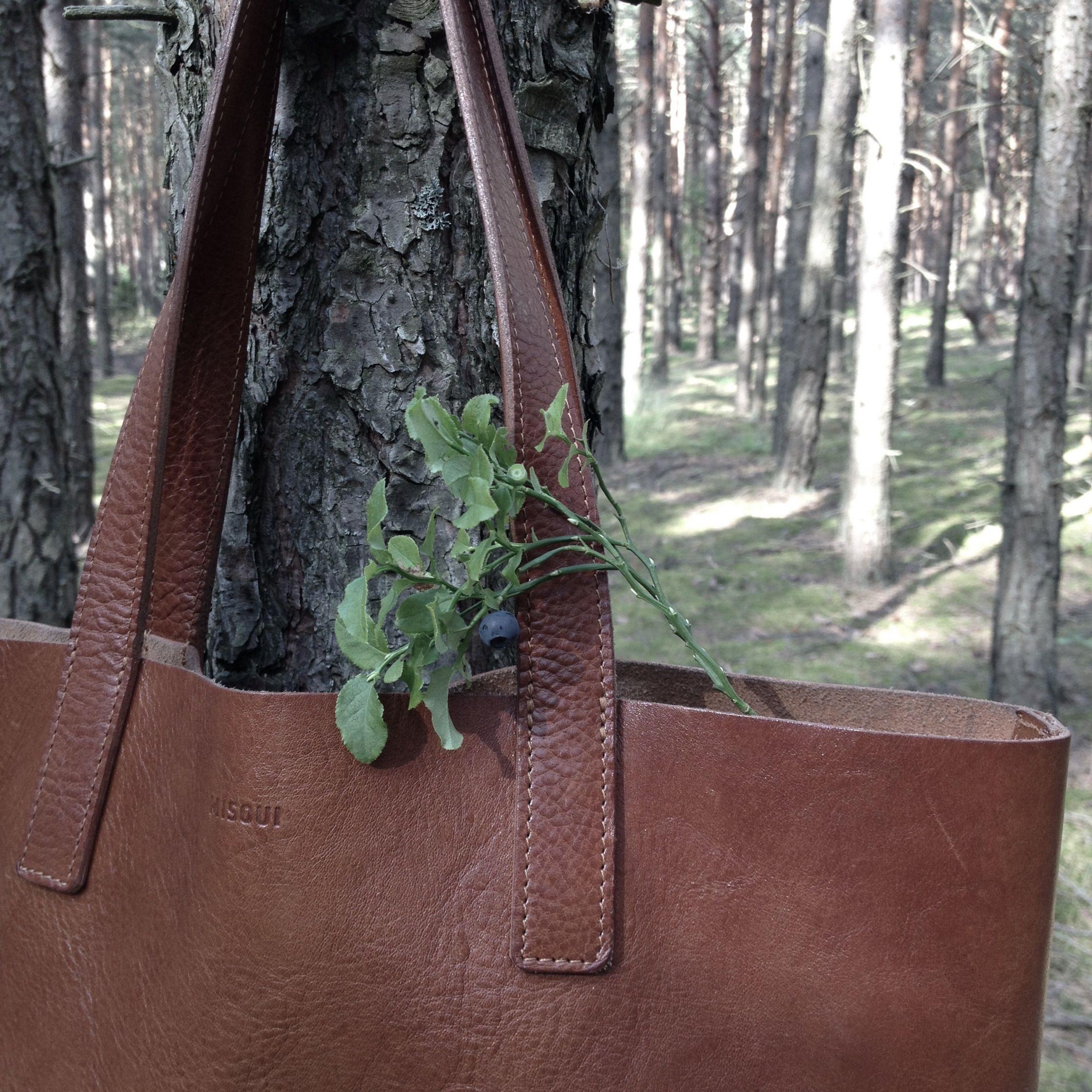 MIVO #style #leather #handmade #madewithlove #handbag #responsiblefashion #tote…