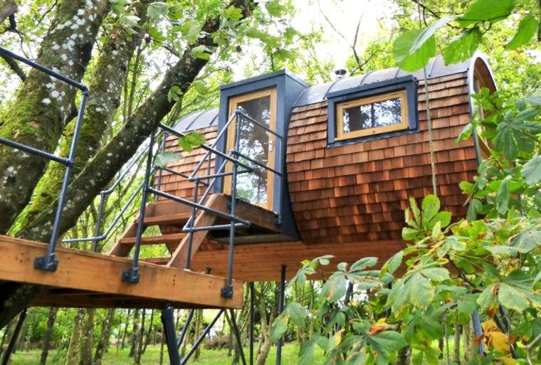 25+ Construccion de cabanas en los arboles inspirations