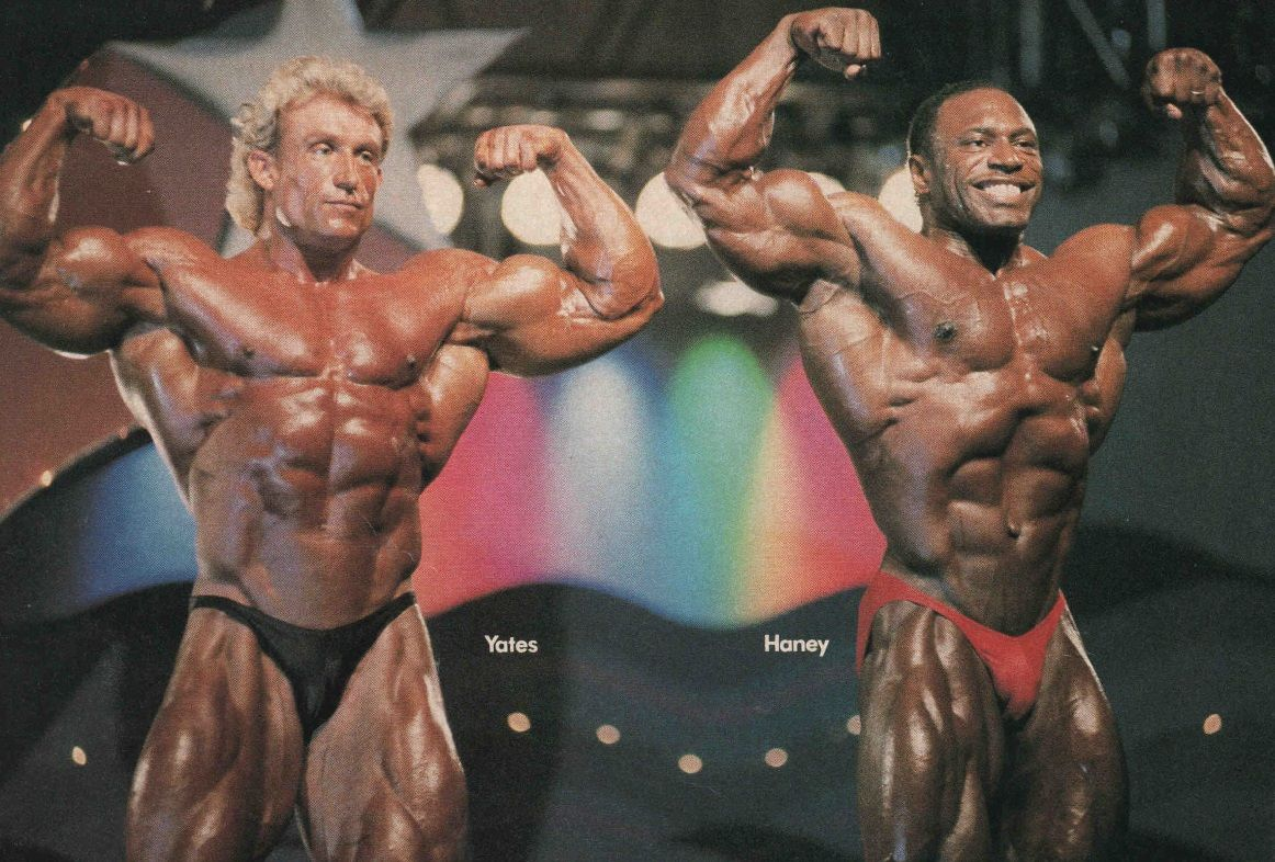 The Greatest Olympia Rivalry That Never Was By Peter Mcgough