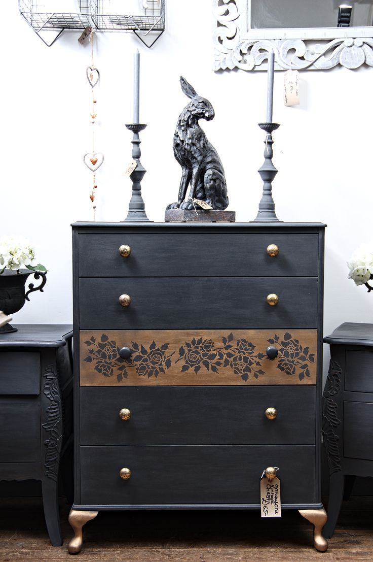 Antiquechic   recycling and reinventing furniture   Meubles de ...