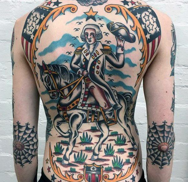 Top 103 American Traditional Tattoos 2020 Inspiration Guide Traditional Tattoo Man Traditional Back Tattoo Traditional Tattoo
