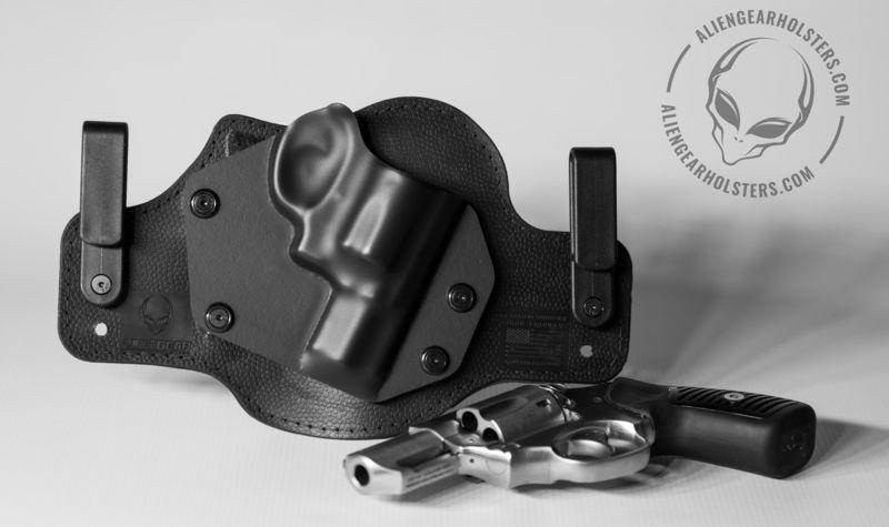 Alien Gear Cloak Tuck 3.0 IWB Holster for Revolvers