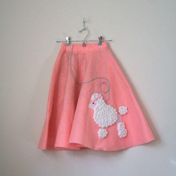 Baby Girl/'s Old Navy Melon Orange Polka Dot Slip On Elastic Waist Skirt 4T 5T