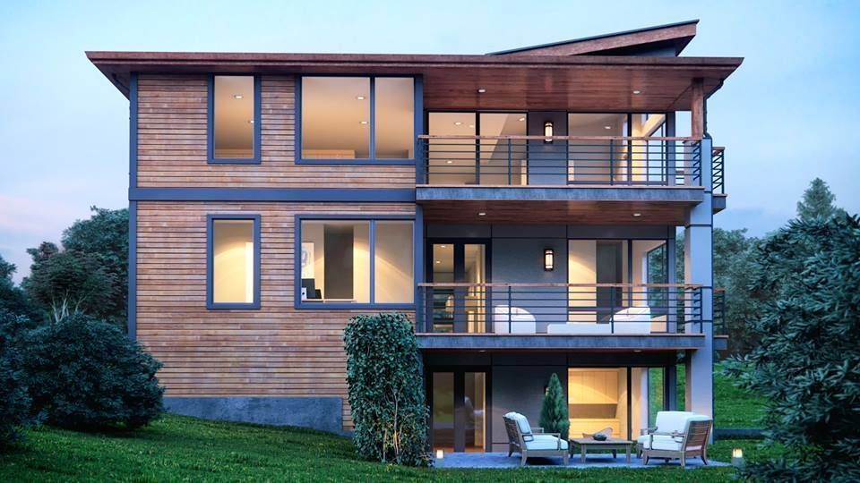 Beautiful Modern Exterior Design done by UrbanDesignCenter We will