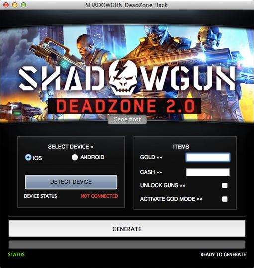 shadowgun deadzone mod apk 2018