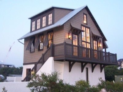 Amazing Carriage House in Rosemary -South of 30a, with tons of charm and steps to the beach! I'll see you Friday!!! Can't wait!! ~ http://ownerbuiltdesign.com ~ Residential design and drafting solutions for Hawaii homeowners, real estate investors, and contractors. Most projects ready for permit applications in 2 weeks or less.