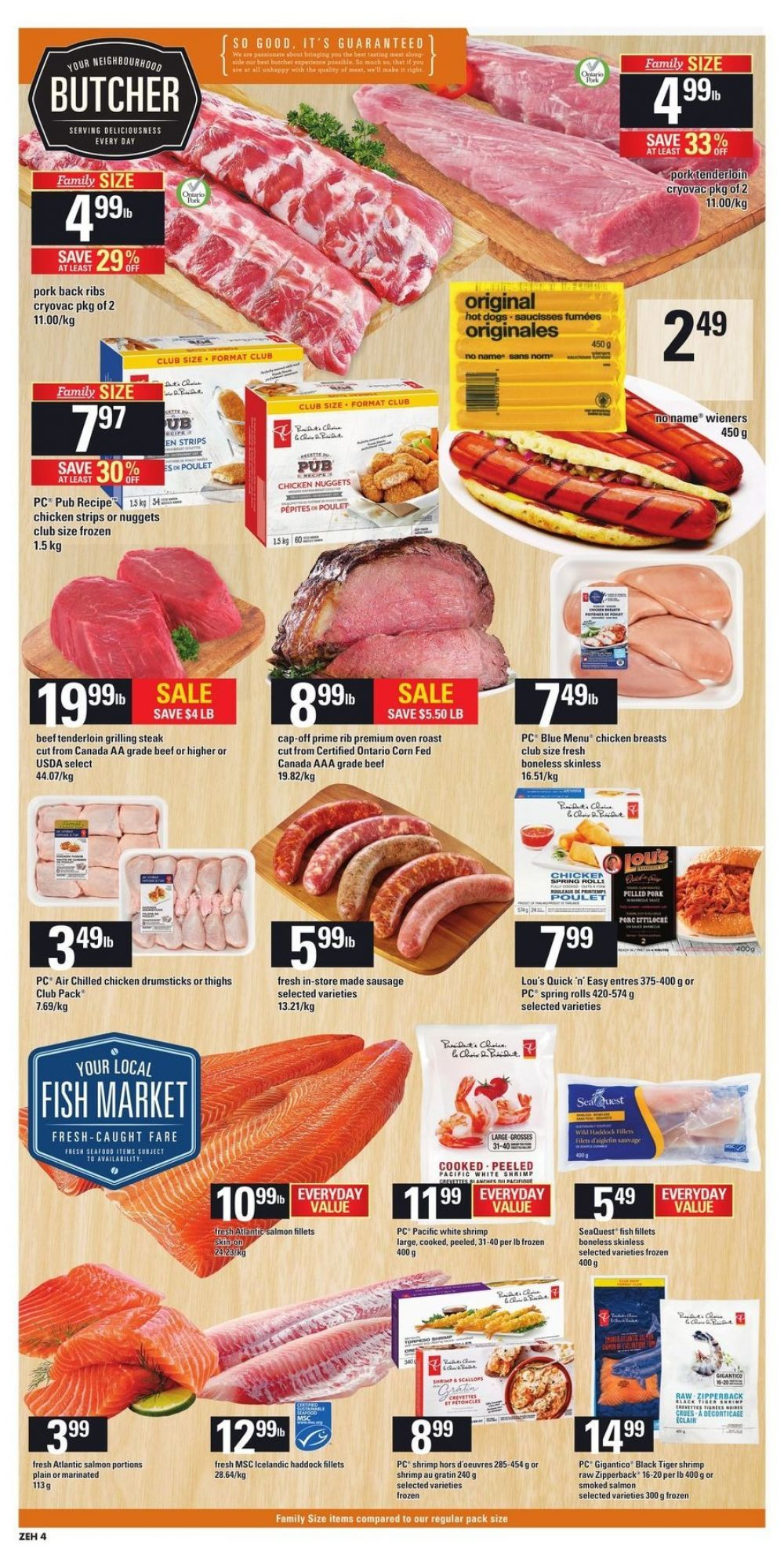 Flyer Zehrs Canada From Thursday May 10 2018 To Wednesday May
