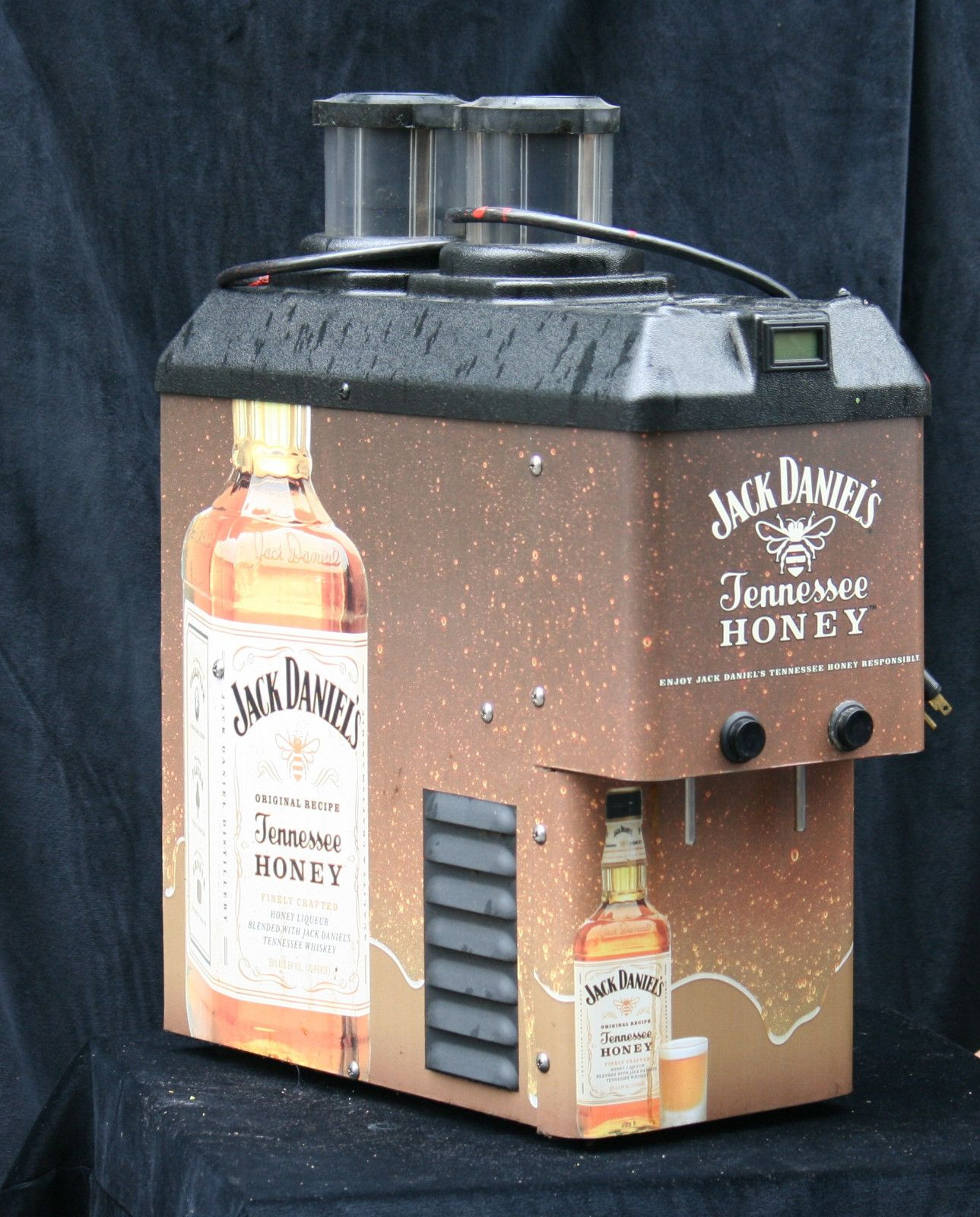 Jack Daniel s Tennessee Honey Electric Chiller Tap Machine LIMITED EDITION 4d2a8975f