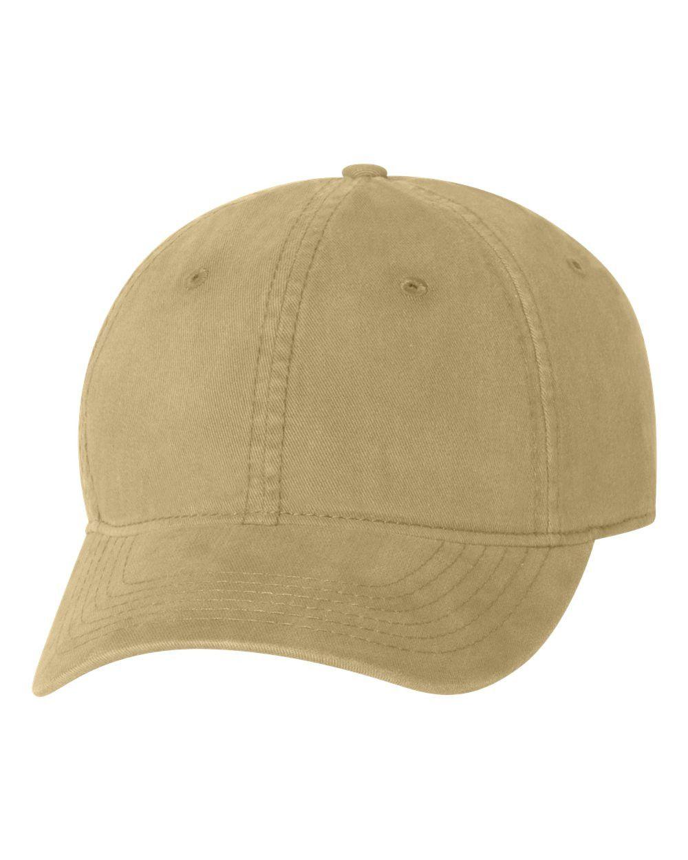 Authentic Headwear - ''The Cozy'' Unstructured Cap - AH35 Khaki