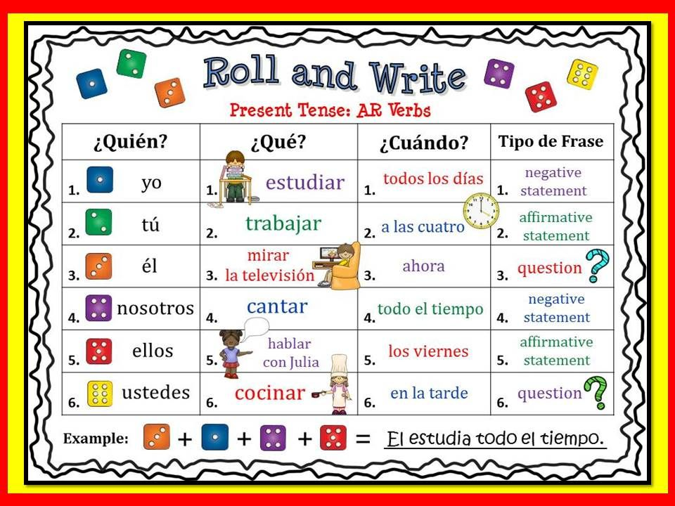 406 best Verbs images on Pinterest | Spanish classroom, Spanish ...