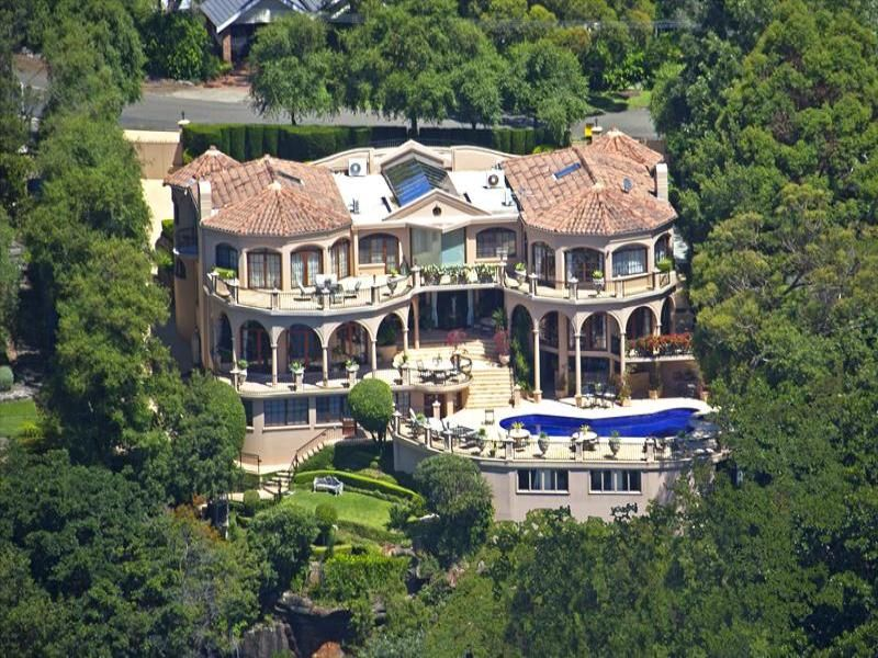 This French Inspired Mansion Is Located New South Wales