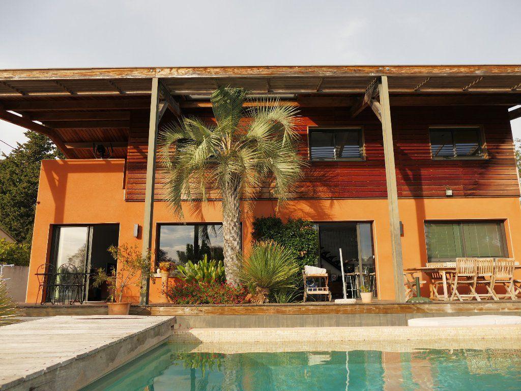 Montpellier Villa D Architecte Architecte Architecte Montpellier Maison Architecte