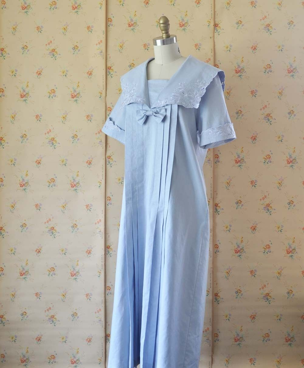 laura ashley wedding dresses Vintage LAURA ASHLEY Sailor Dress by MariesVintage on Etsy