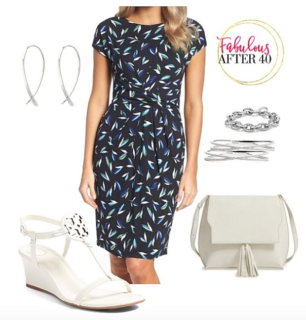 82152c39b33 What to Wear to a Graduation  Graduation Outfit Ideas for Mothers ...