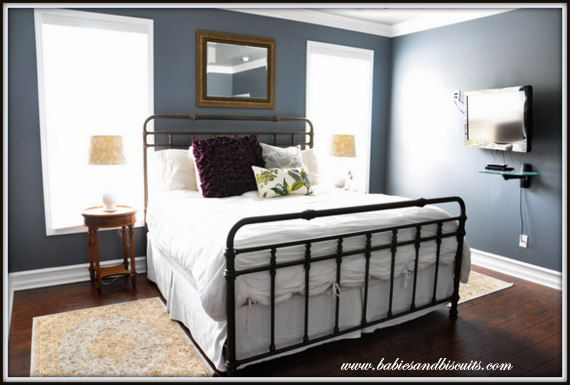 Best Wolf Grey Benjamin Moore A Darker Blue Gray Would Love 640 x 480