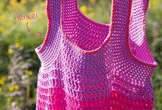 Photo of Häkeln Sie Einkaufstasche – kostenloses Muster