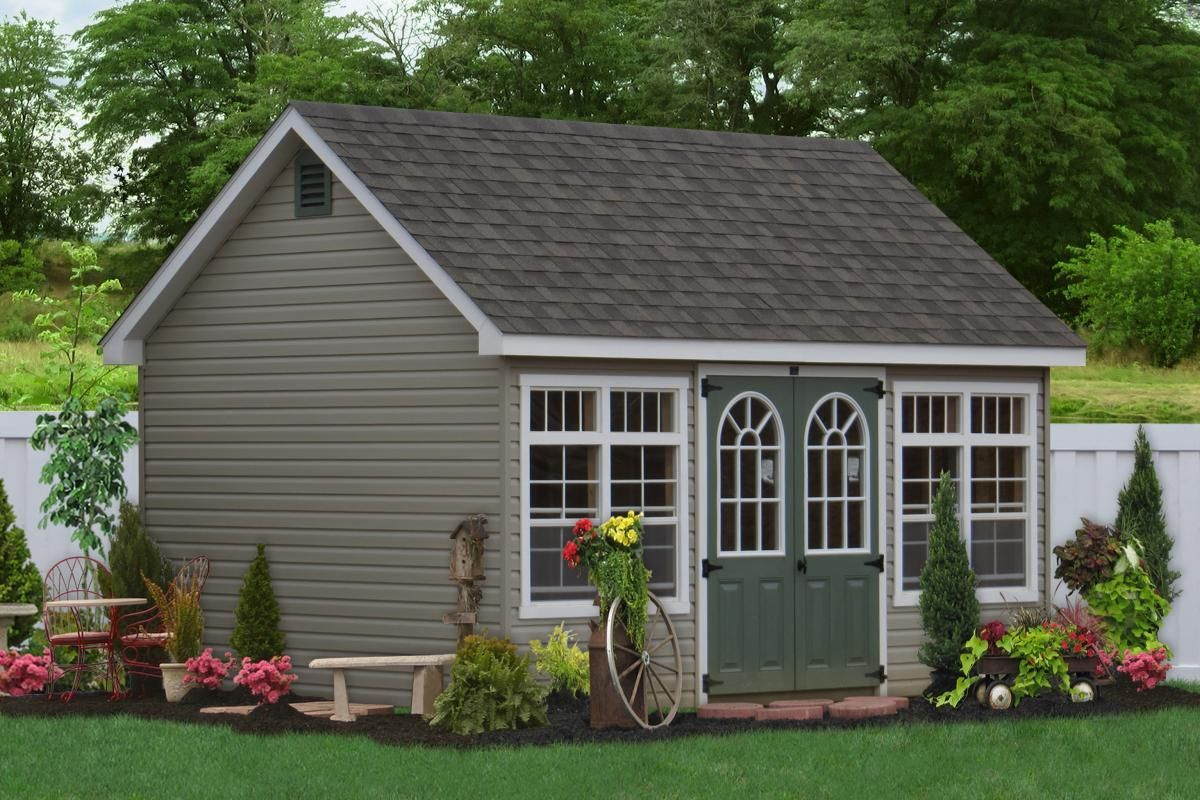 Garden decor kijiji  vinyl garden sheds for sale in elkton  Garden shed ideas