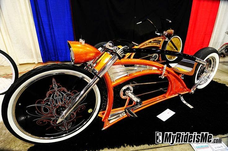 2011 Grand National #Roadster Show #custom #bicycle #LetsGetWordy