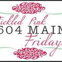 Tickled Pink Blog Party
