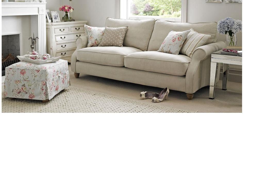 Chiltern Vintage Plain Grand Sofa