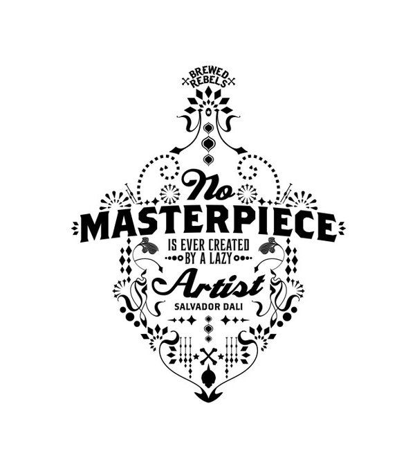Typography Posters by Inksurge , via Behance