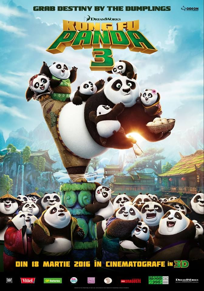 Kung Fu Panda 3 în regia lui Jennifer Yuh va avea premiera vineri, 18 mar. 2016 :D   Vezi ce alte evenimente au loc luna aceasta. Află de aici » https://issuu.com/performance-rau/docs/nr-50-mar-2016/44