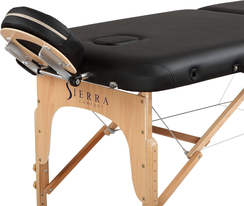 Sierra Comfort AllInclusive Portable Massage Table * To