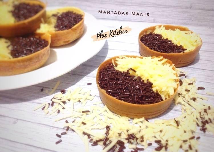 Resep Martabak Mini Oleh Phie Kitchen Resep Makanan Makanan Manis Resep