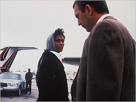 Whitney Houston E Kevin Costner Em O Guarda Costas The Bodyguard