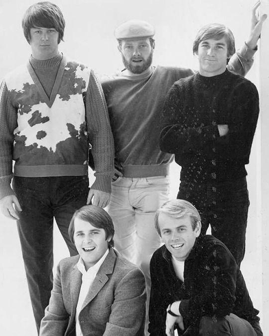 The Beach Boys, 1966!