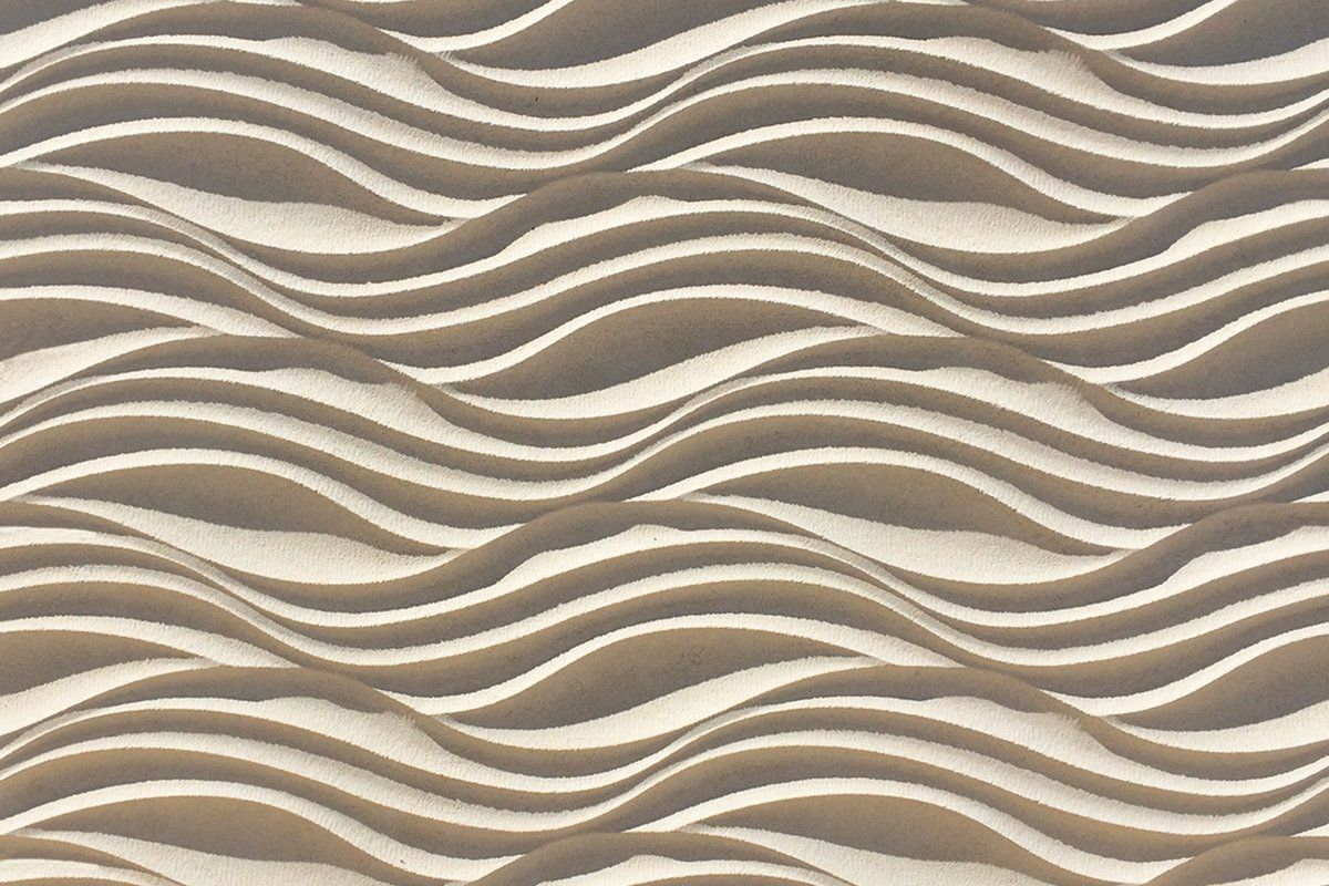 3d Wall Panels Stone Currents Pattern In 2019