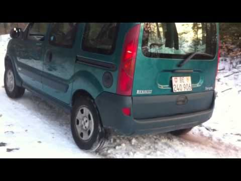 Renault Kangoo - YouTube
