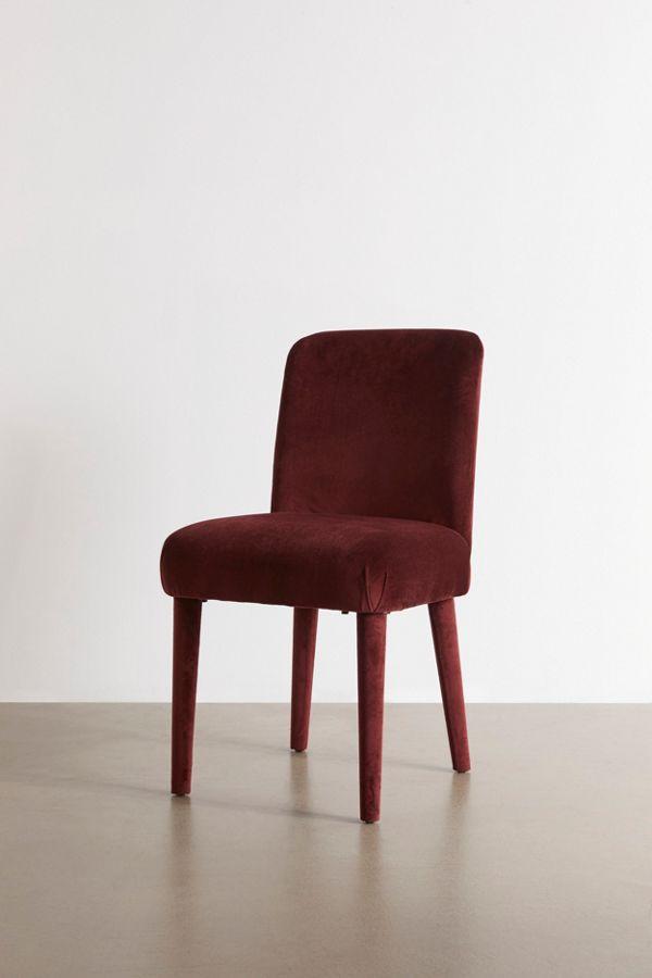 Elia Velvet Dining Chair In 2020 Velvet Dining Chairs Dining
