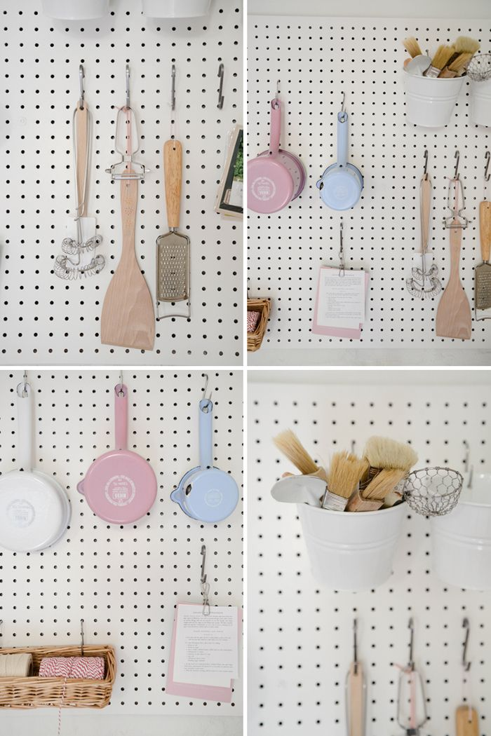 DIY Pegboard — Yvestown