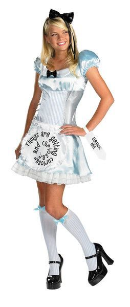 Teen Costume: Alice - Size 14 - 16