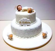 tortas de bautizo para varon - Buscar con Google | Torta bautizo ...