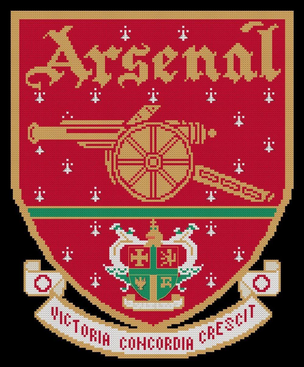 I'm selling Arsenal FC Cross Stitch - A$3.30 #onselz