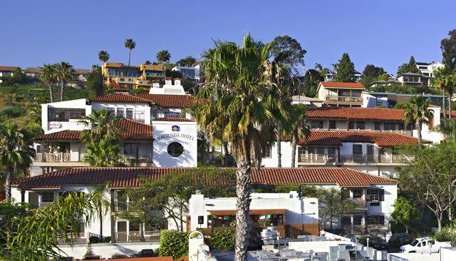 Best Western Plus Hacienda Hotel Old Town In San Diego California