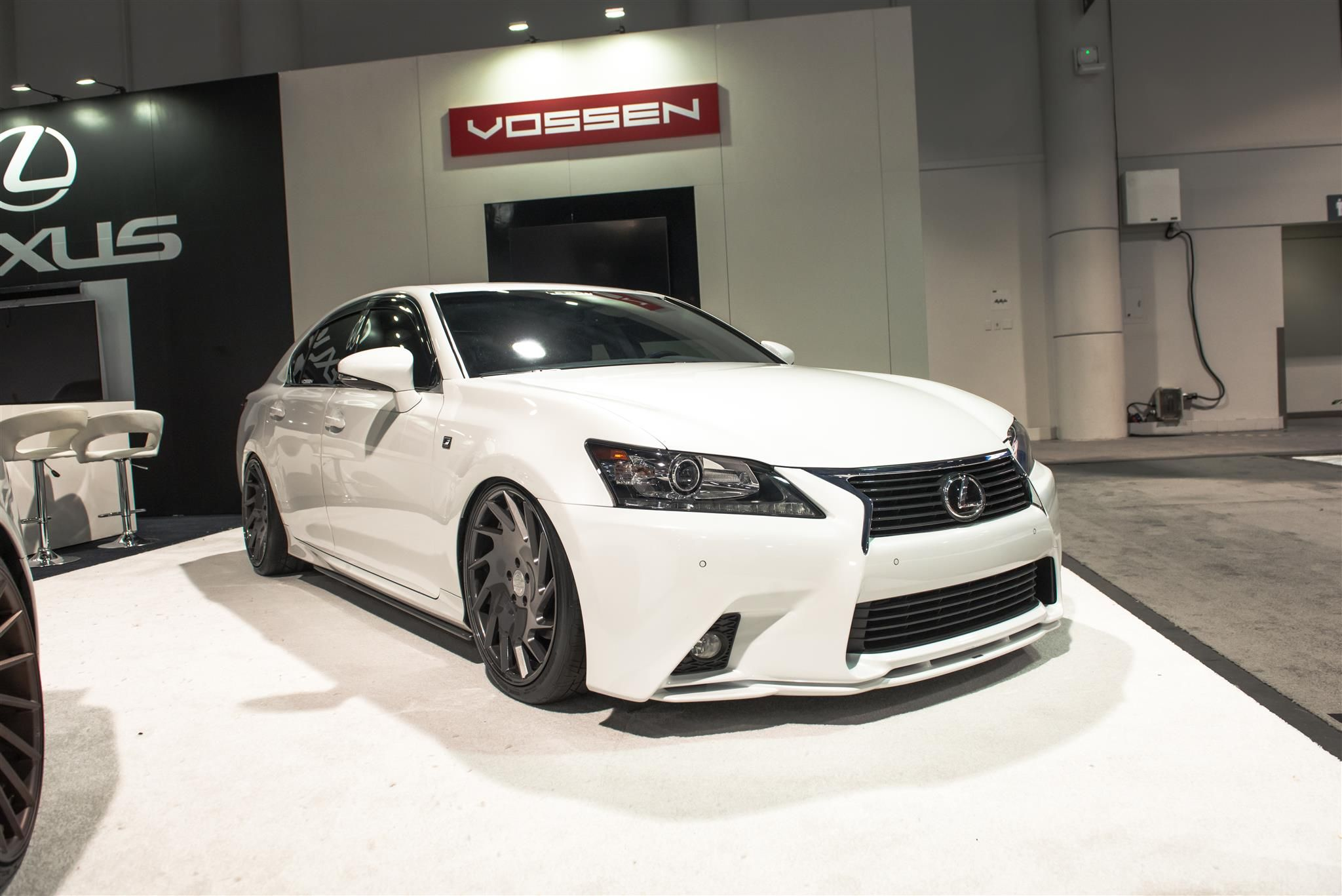 2013 Lexus GS 350 by Vossen Wheels  Click to view more