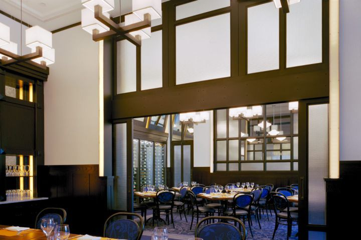 Brasserie Beck in Washington by Core Architecture