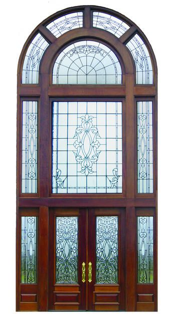Estate Door Collection Crafted By Artisans At Doors By Decora Double Front Doors Entry Door Styles Bay Window Exterior