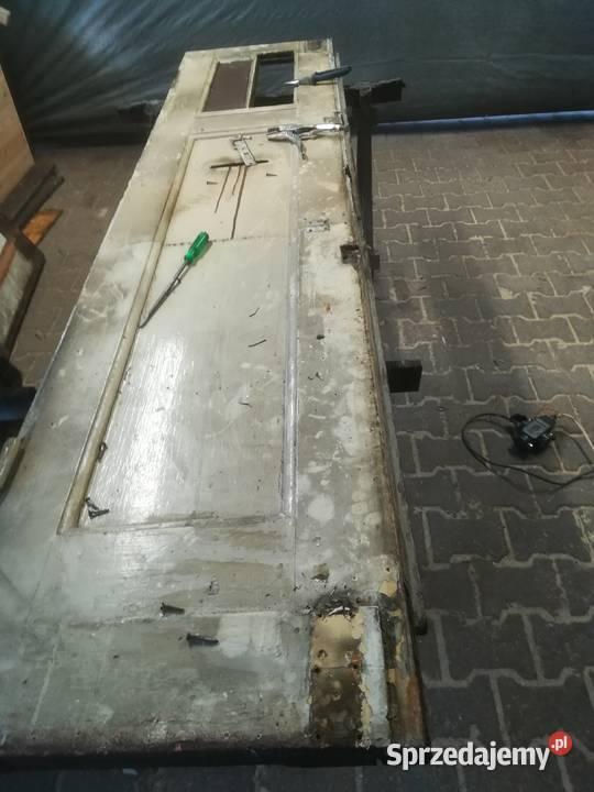 Renovation of doors and door frames in tenement houses.  Poznań – Sell …