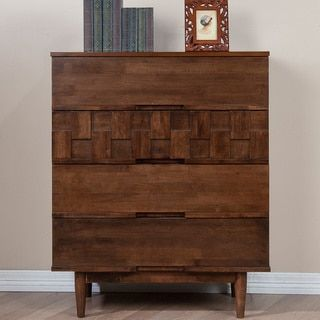 Tessuto 4-drawer Chest - Free Shipping Today - Overstock.com - 80005281 - Mobile