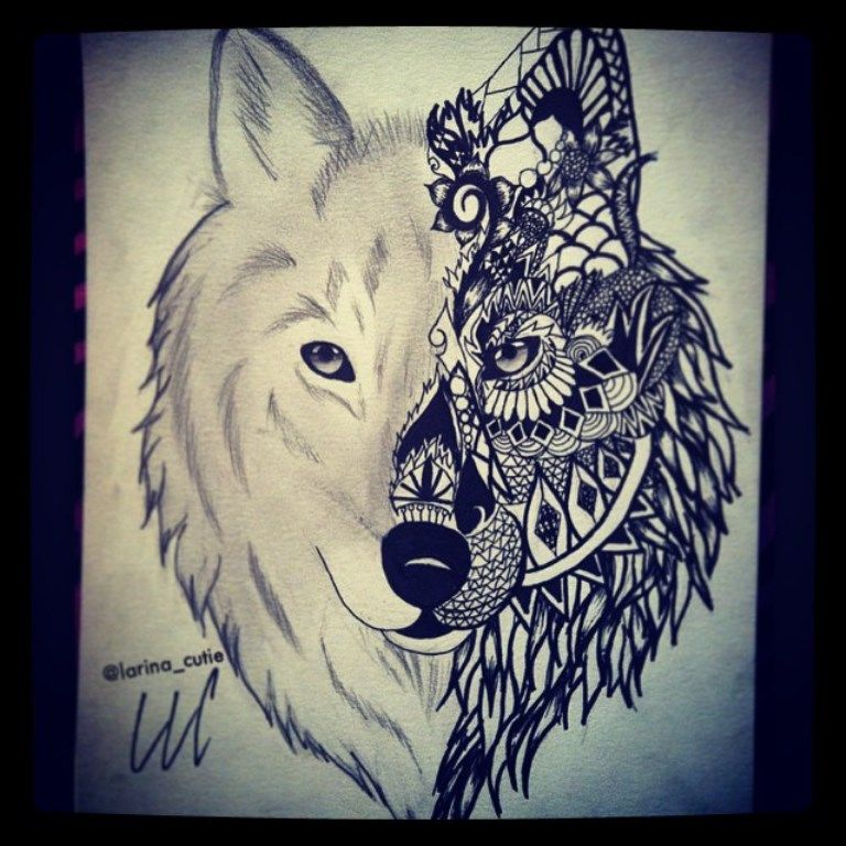 90 Wolf Tattoos Tattoo Ideen Pinterest Wolf Tattoos Tattoos