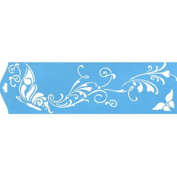 Stencil plantillas vintage para imprimir buscar con - Plantillas para pintar paredes para imprimir ...