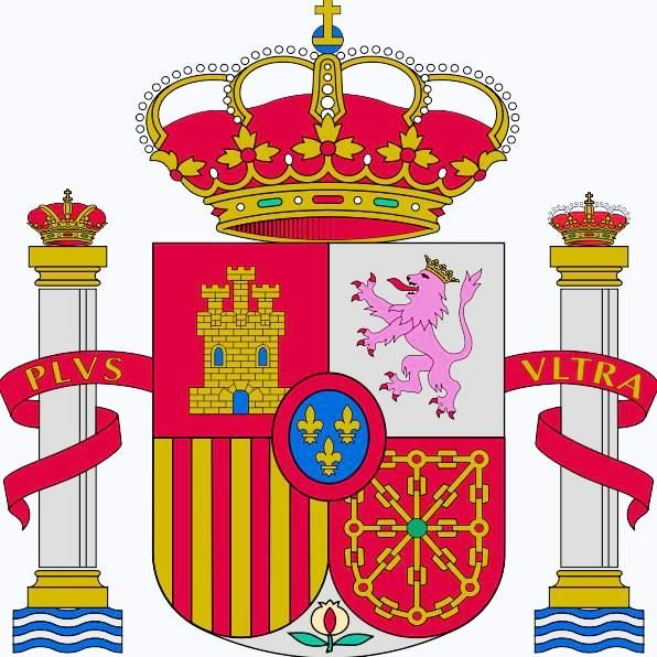 Maestra De Infantil El Escudo De Espana Para Colorear Escudo De